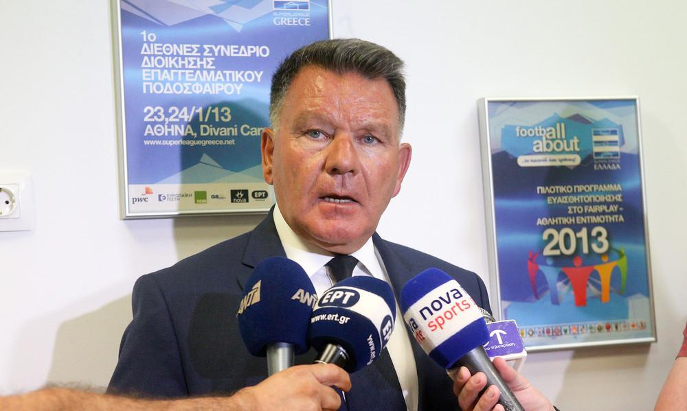 Κούγιας: «Καμία τύχη η ΑΕΚ για Χριστοδουλόπουλο»