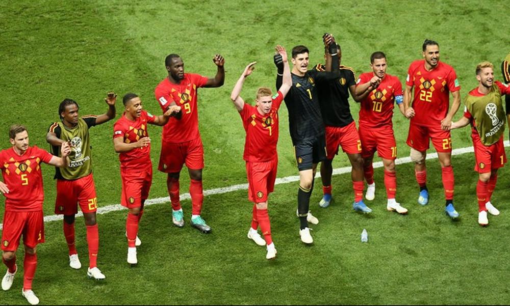 Παγκόσμιο Κύπελλο Ποδοσφαίρου 2018: Βραζιλία-Βέλγιο 1-2 (photos)