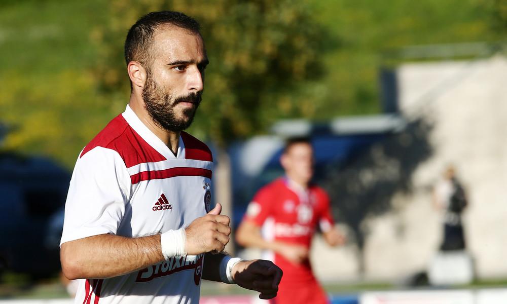 Ολυμπιακός: «Ελεύθερος» ο Φετφατζίδης!