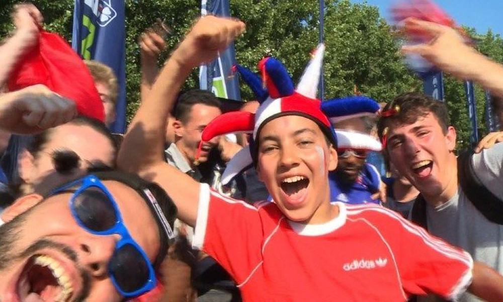 Παγκόσμιο Κύπελλο Ποδοσφαίρου 2018: Γαλλικό… πάρτι για την πρόκριση (video)