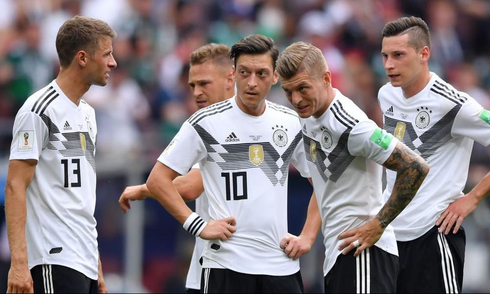Παγκόσμιο Κύπελλο Ποδοσφαίρου 2018: Η Γερμανία αποκλείστηκε λόγω... playstation!