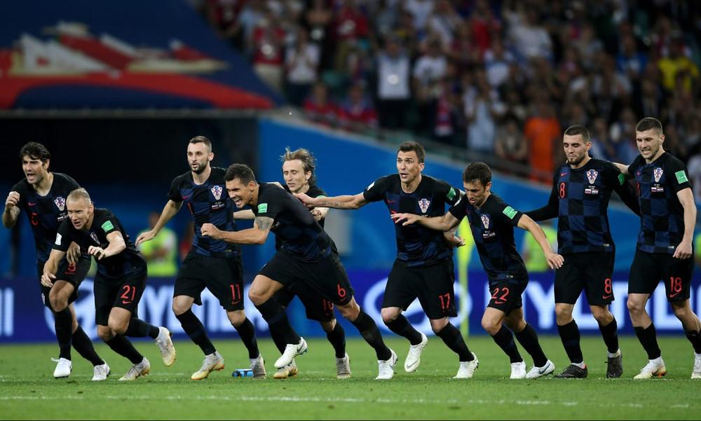 Μουντιάλ: Ποιοι είδαν χωρίς αγωνία τα πέναλτι στον προημιτελικό Ρωσίας-Κροατίας;