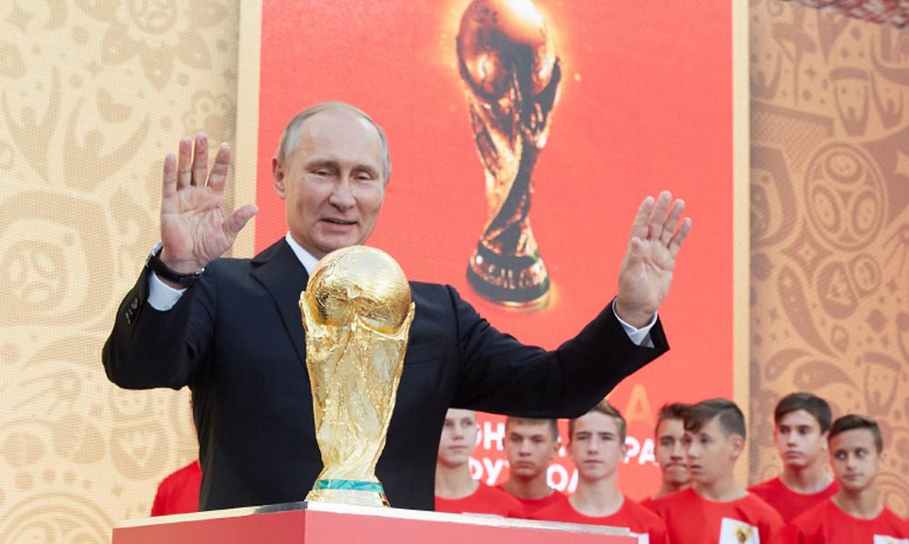 Παγκόσμιο Κύπελλο Ποδοσφαίρου 2018: Ο Πούτιν προσκάλεσε στο Κρεμλίνο την εθνική Ρωσίας