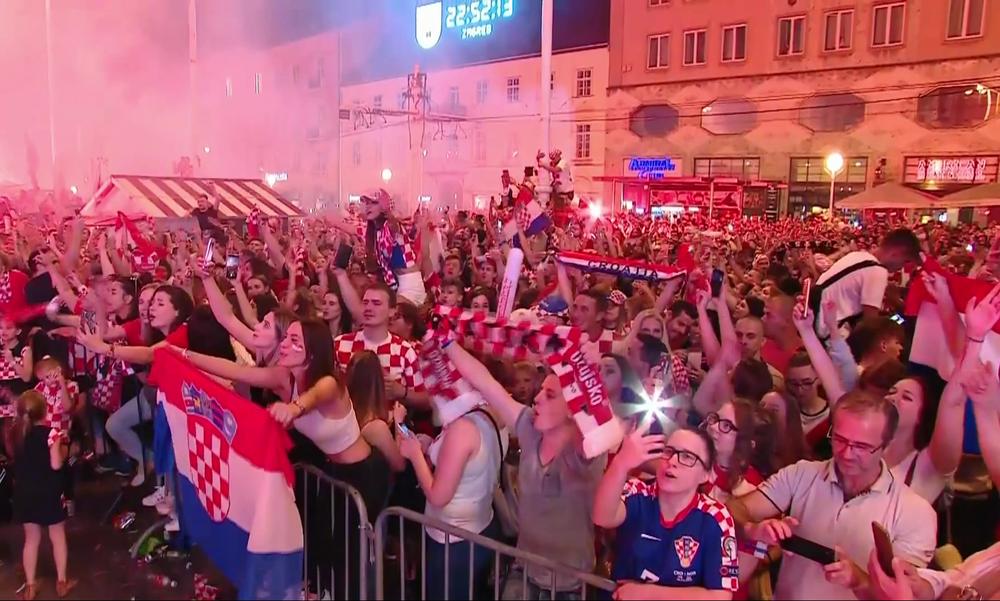 Παγκόσμιο Κύπελλο Ποδοσφαίρου 2018: Στο… πόδι η Κροατία για την πρόκριση (video)