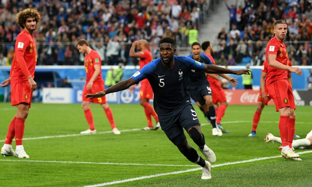 Παγκόσμιο Κύπελλο Ποδοσφαίρου 2018: Γαλλία-Βέλγιο 1-0 (photos)