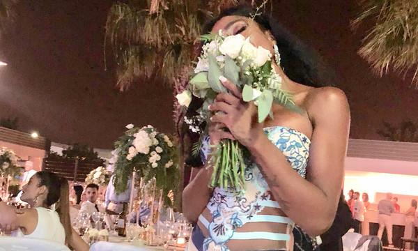 Έβαλε… φωτιά σε γάμο η εντυπωσιακή Ελίζαμπεθ! (photos)