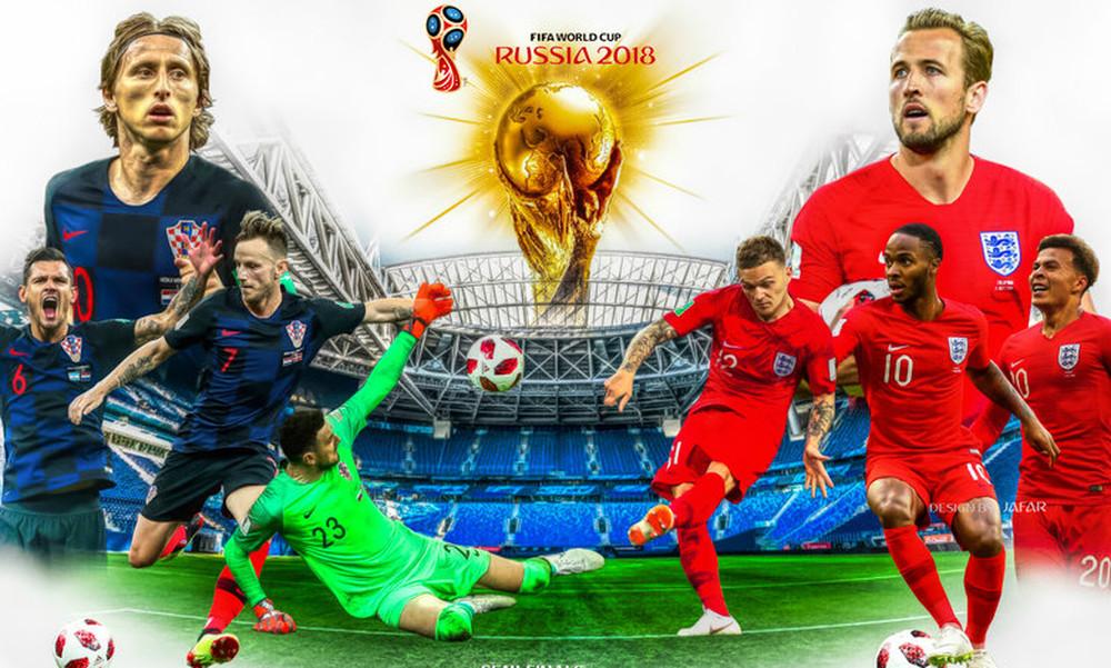 Παγκόσμιο Κύπελλο Ποδοσφαίρου 2018: Κροατία - Αγγλία: Ποιος θα προκριθεί;