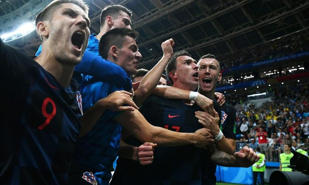Παγκόσμιο Κύπελλο Ποδοσφαίρου 2018: Κροατία-Αγγλία 2-1 παρ. (photos)
