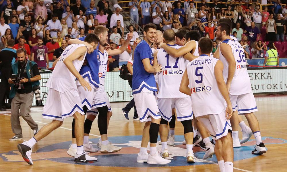 Ευρωπαϊκό Πρωτάθλημα Νέων Ανδρών: Αναχωρεί για το Χέμνιτς της Γερμανίας η Εθνική Ελλάδας
