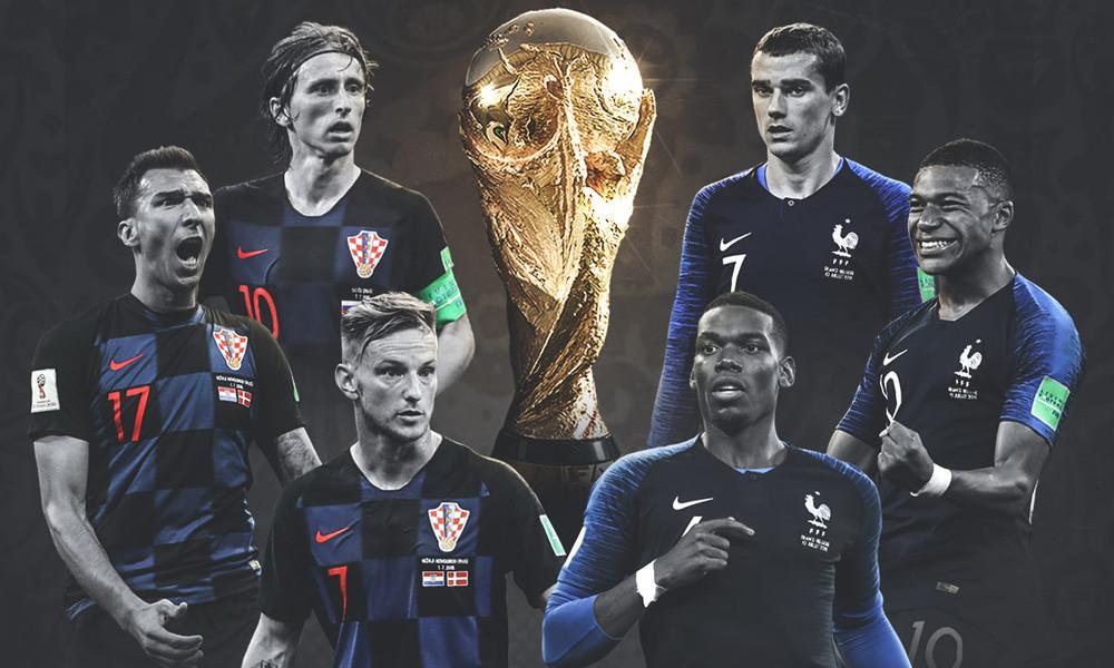Παγκόσμιο Κύπελλο Ποδοσφαίρου 2018: LIVE CHAT ο τελικός του Μουντιάλ