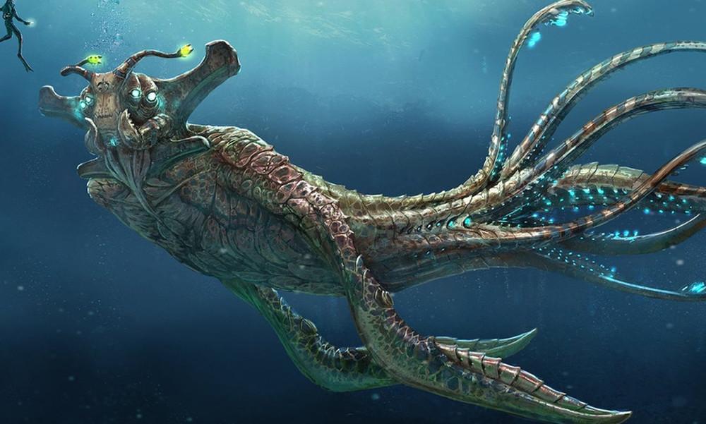 Το Subnautica δεν είναι για εσένα που φοβάσαι τη σκοτεινιά της θάλασσας