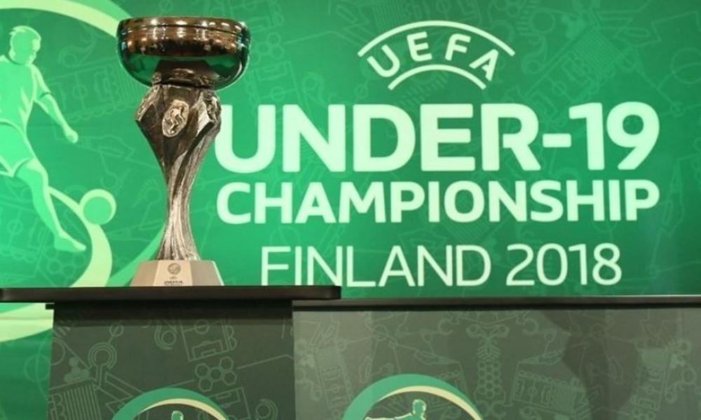 Βόμβα… στο Euro U19