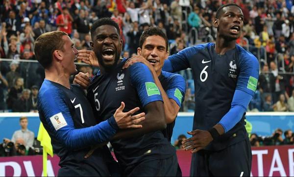 Μουντιάλ 2018: «Χρυσάφι» στους παγκόσμιους πρωταθλητές!