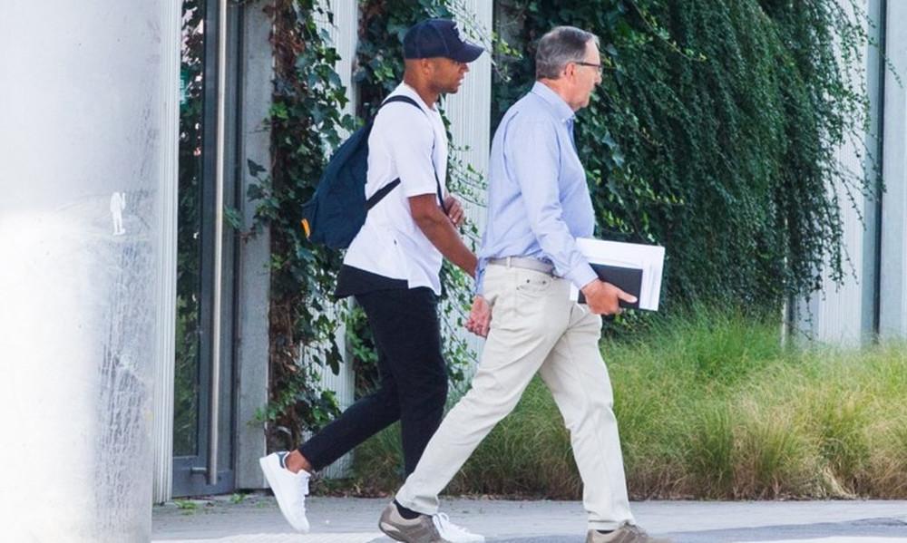 Ολυμπιακός: Ιατρικά στην Γάνδη ο Οτζίτζα Οφόε (photos)