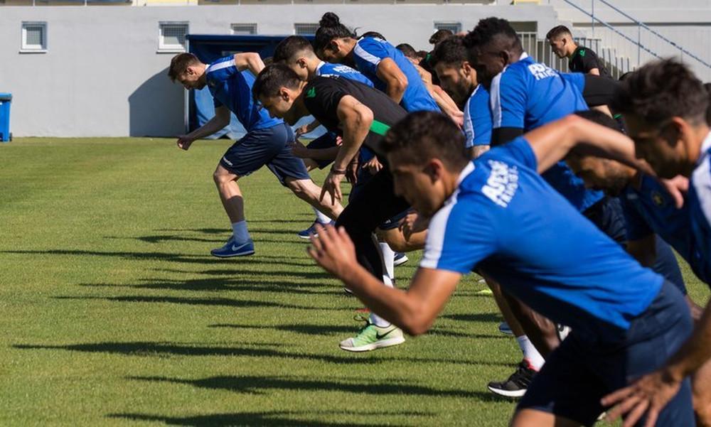 Αστέρας Τρίπολης: Η λίστα για το Europa League