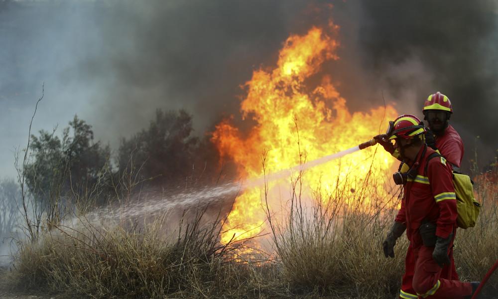 Φωτιά: Συλλυπητήρια από Ατρόμητο