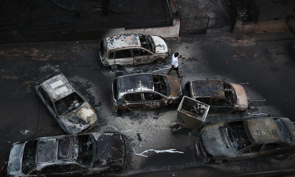 Φωτιά - Το μήνυμα συμπαράστασης της Γαλατασαράι για τις φονικές πυρκαγιές της Αττικής