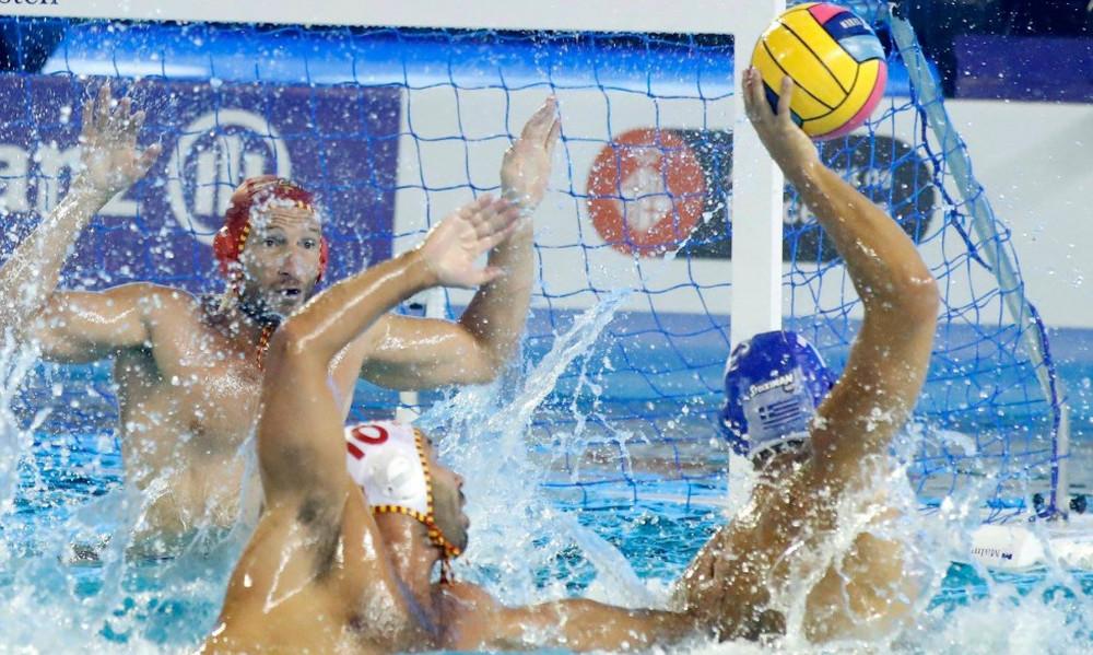 Ευρωπαϊκό Πρωτάθλημα Βαρκελώνης: Αποκλείστηκε η Εθνική Ελλάδας