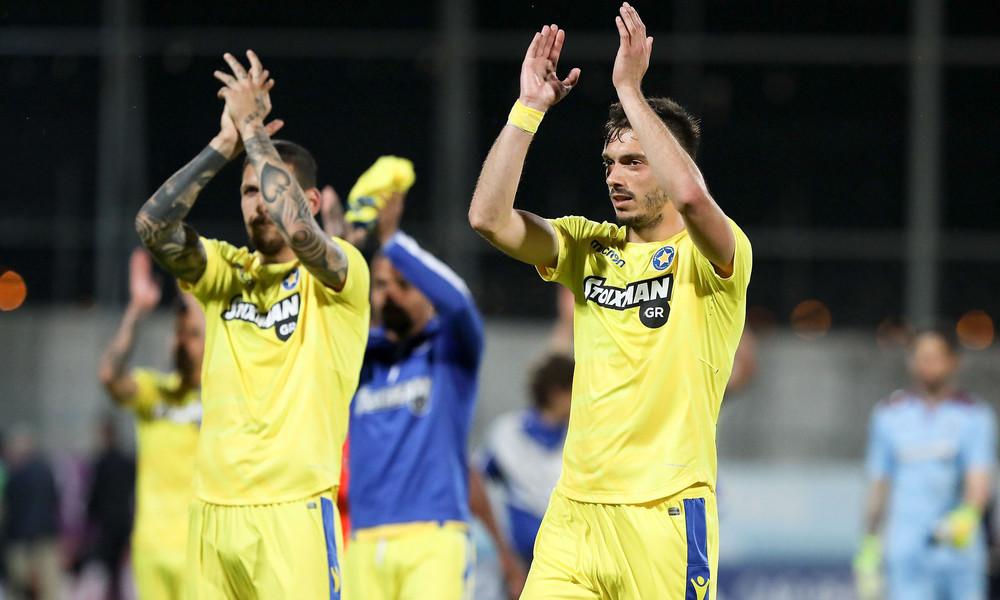 Χιμπέρνιαν - Αστέρας Τρίπολης 3-2: Έχασε την ευκαιρία αλλά όχι την πρόκριση!