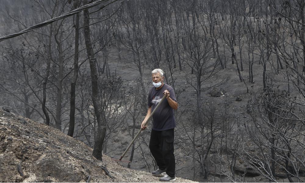 Η ΔΟΕ θα συμβάλει με 150.000 δολάρια για τα θύματα των φονικών πυρκαγιών