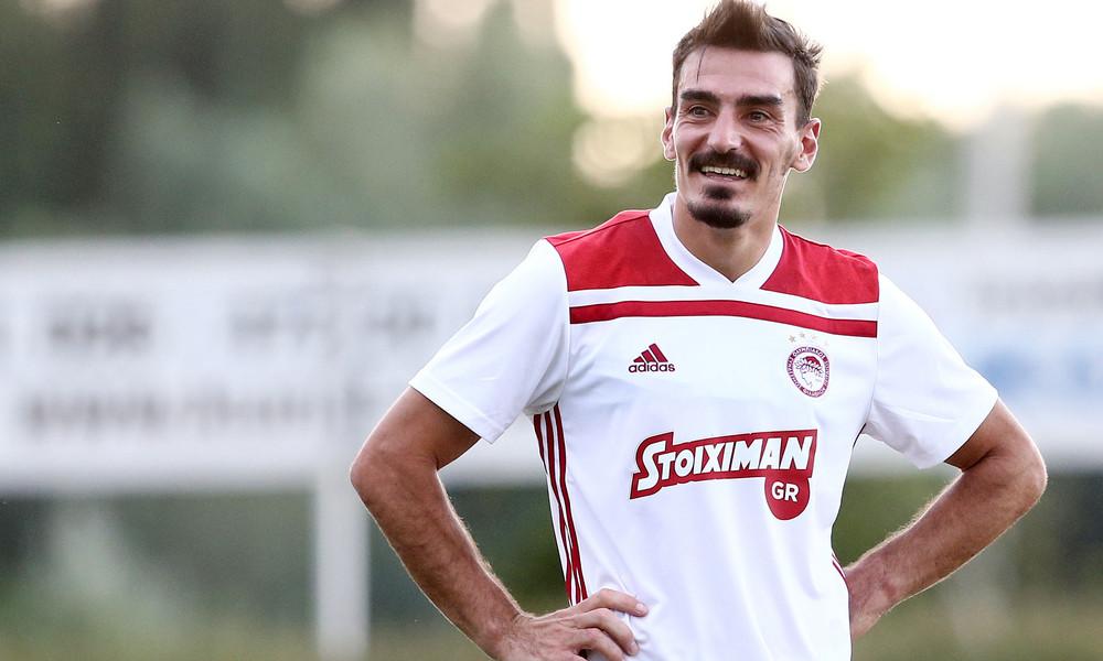 Χριστοδουλόπουλος: «Ο κόσμος θα γουστάρει με την ομάδα»