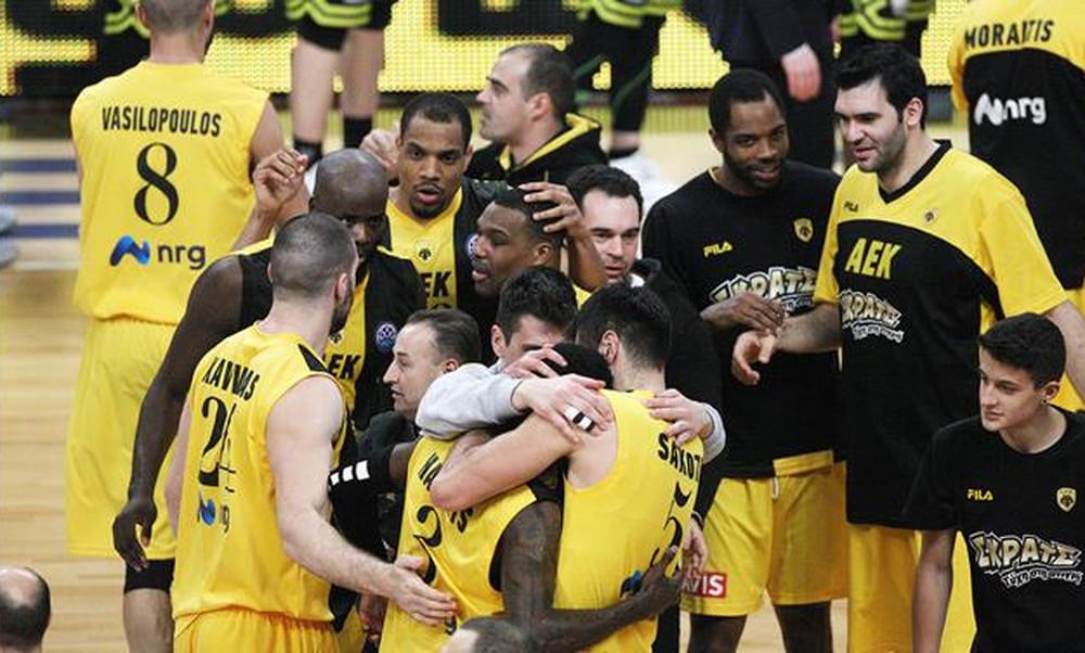 ΑΕΚ: Τα φιλικά προετοιμασίας της Ένωσης πριν την Basket League