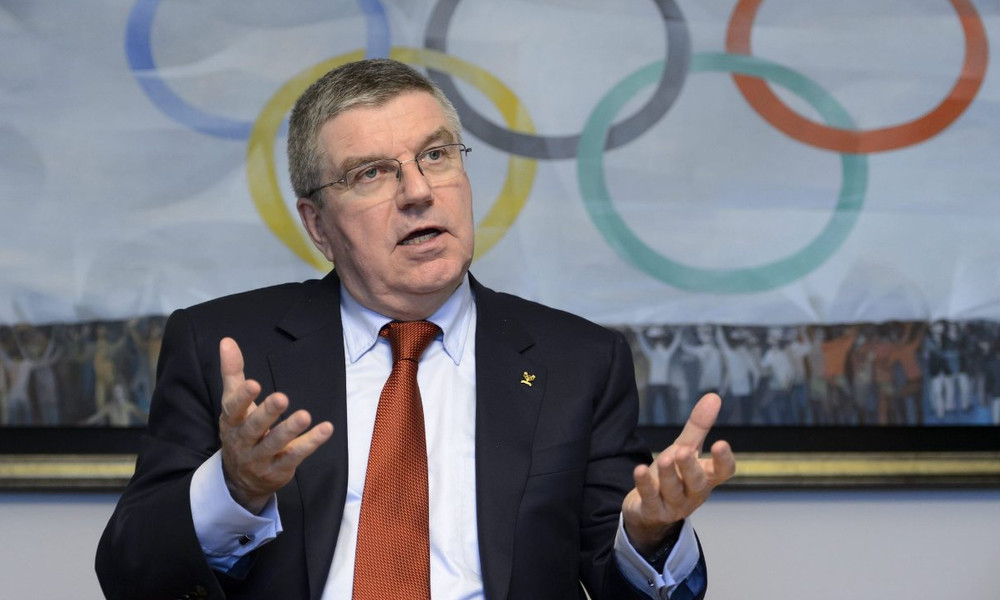 ΔΟΕ: Ο Μπαχ ζήτησε εξαίρεση από το Συμβούλιο Ασφαλείας για παροχή αθλητικού υλικού στη Β. Κορέα