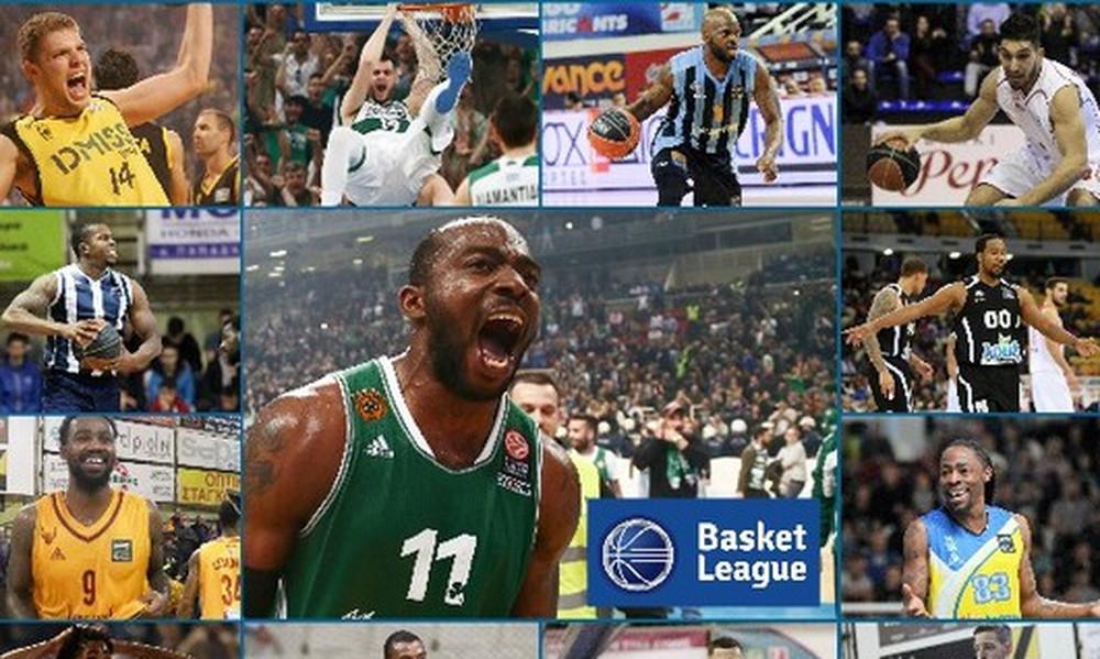 Οι 13 παίκτες που επιστρέφουν στην Basket League