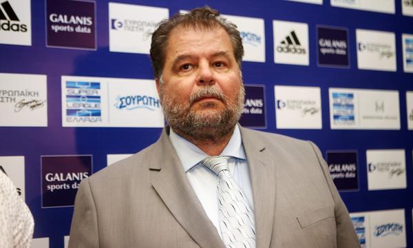Μπαταγιάννης: «Προσπαθούμε για σέντρα στις 25 Αυγούστου»