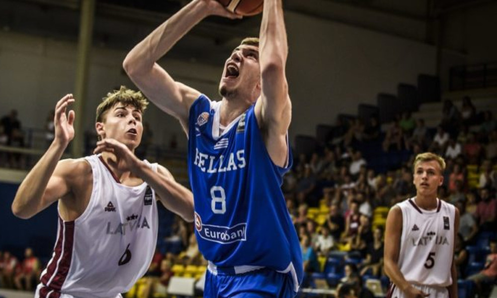 Ευρωπαϊκό U18: Δεύτερη νίκη για την Ελλάδα