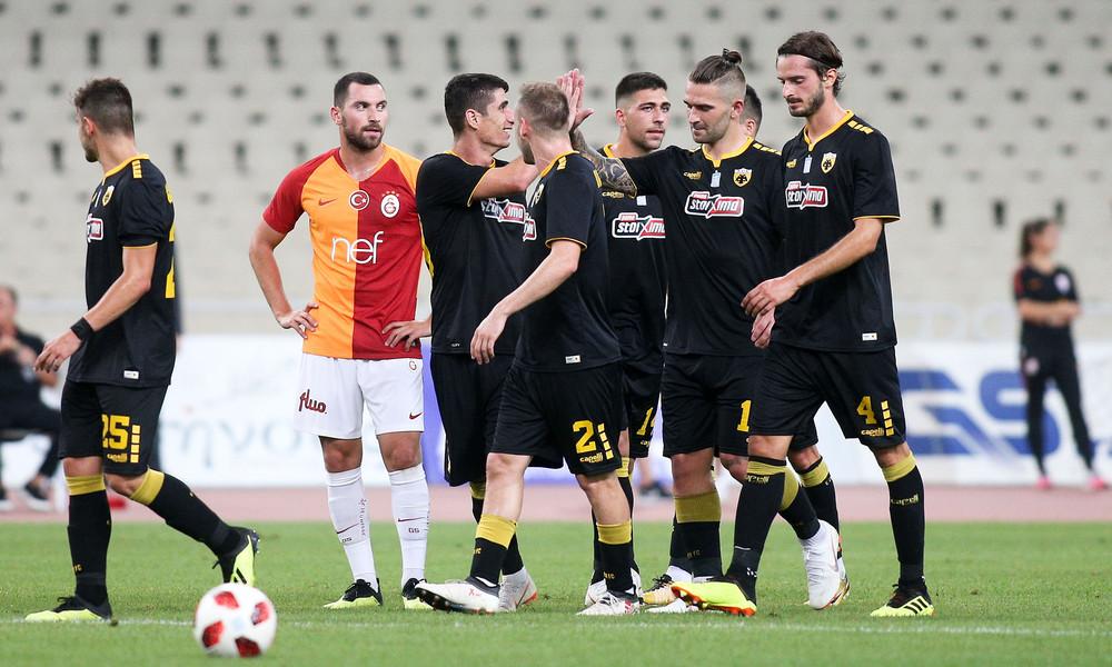 ΑΕΚ-Γαλατάσαραϊ 3-2: Νίκη… ετοιμότητας για την Ευρώπη! (photos)