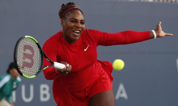 Τένις: Απογοήτευσε η Σερένα Ουίλιαμς