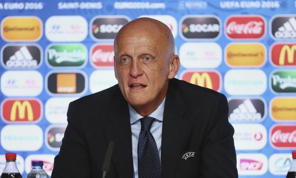Παραιτήθηκε ο Κολίνα από την UEFA