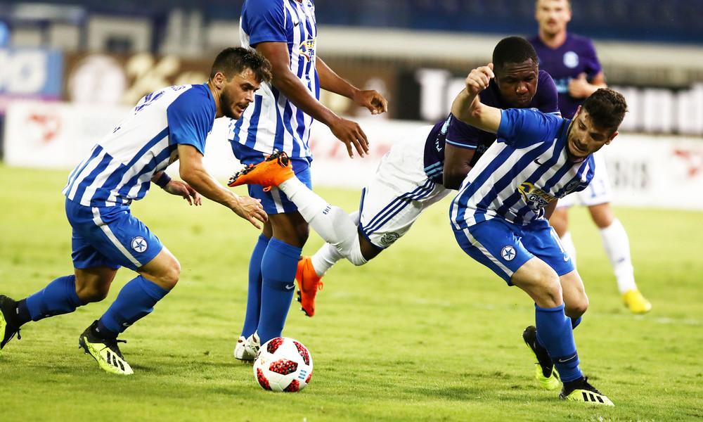 Ατρόμητος- Ντιναμό Μπρεστ 1-1: «Έμφραγμα» στις καθυστερήσεις και... αντίο Europa League!
