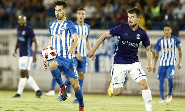 Europa League: Υψηλή τηλεθέαση στο Ατρόμητος - Ντιναμό Μπρεστ