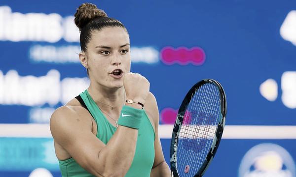 Τένις: Στον τελικό με τρομερή επιστροφή η Σάκκαρη (video)