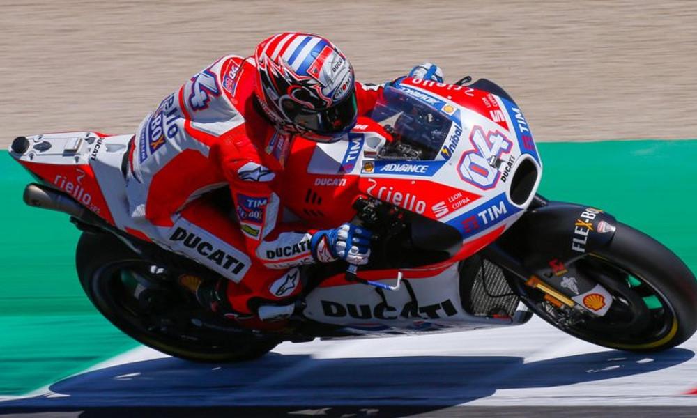 Moto GP: Δεύτερη φετινή νίκη για τον Ντοβιτσιόζο