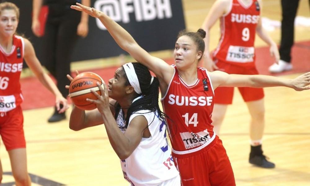 Ελλάδα - Ελβετία 63-38: «Γαλανόλευκος» θρίαμβος στην Αυστρία!