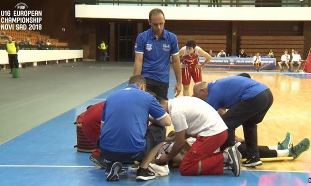 Ευρωπαϊκό Παίδων: «Λύγισε» η Εθνική από την Τουρκία – Αγωνία για Κωστόπουλο