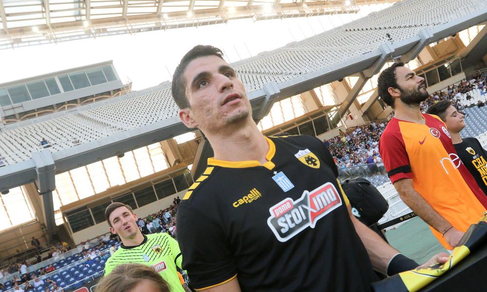AEK: Το παλεύει για Σέλτικ ο Μάνταλος