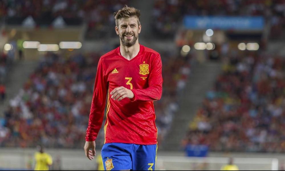 Είπε οριστικά «αντίο» στην εθνική Ισπανίας ο Πικέ