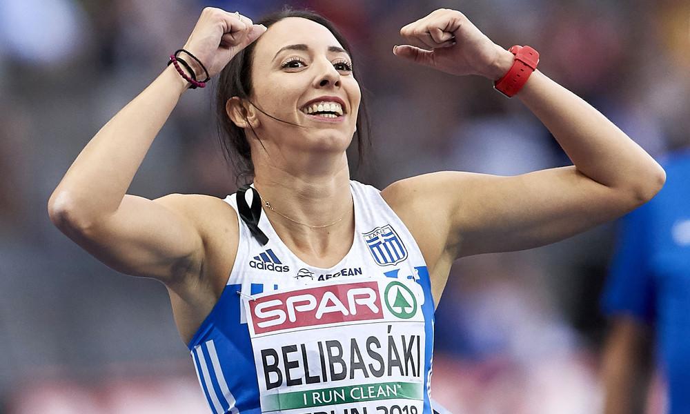 Μπελιμπασάκη: «Μπήκα στην κούρσα για να κερδίσω»