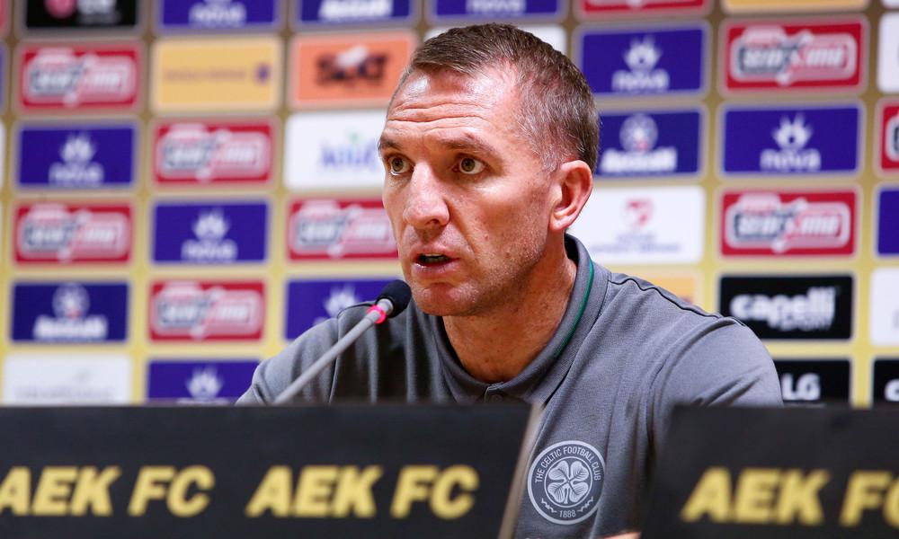 Ρότζερς: «Μεγάλη πρόκληση το ματς με την ΑΕΚ»