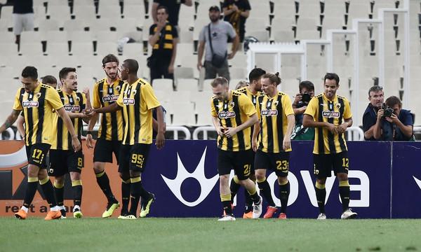 ΑΕΚ-Σέλτικ 2-1: «Κιτρινόμαυρο» πάρτι πρόκρισης!