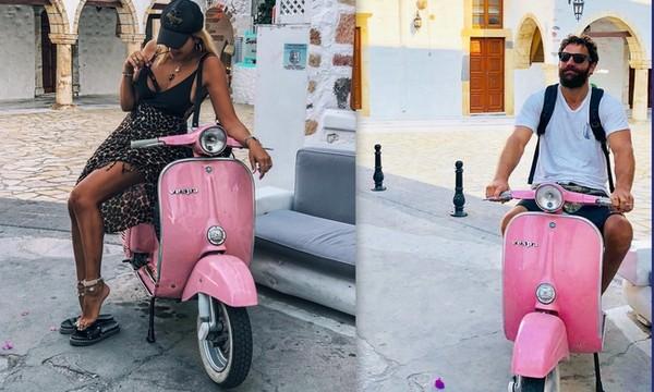 Σπυροπούλου – Τσαπατάκης: Vespa challenge – Ο απολαυστικός διάλογός τους στο Instagram!