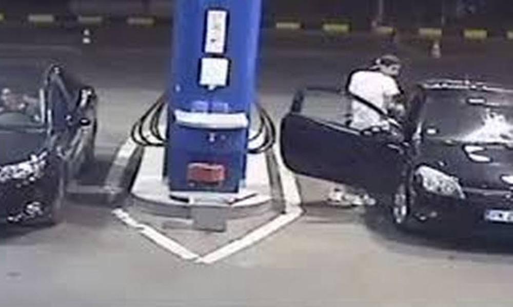 Αρνήθηκε σε βενζινάδικο να πετάξει το τσιγάρο του -  Η απίστευτη αντίδραση του υπαλλήλου (video)