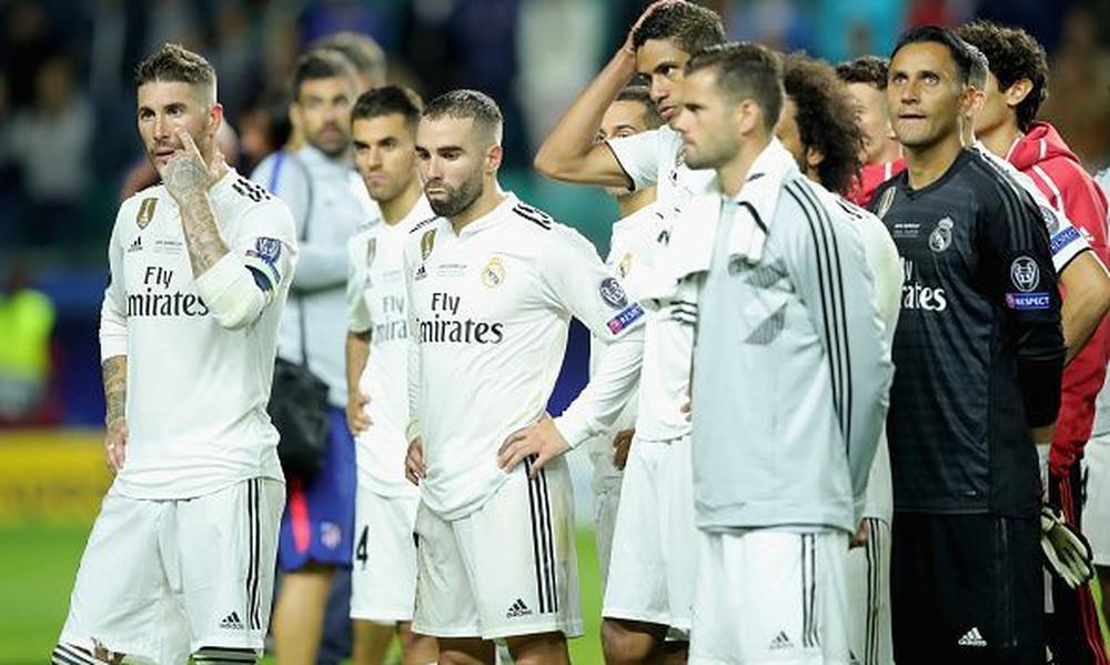 Αυτός θα «πληρώσει» την ήττα της Ρεάλ Μαδρίτης στο ευρωπαϊκό Super Cup!