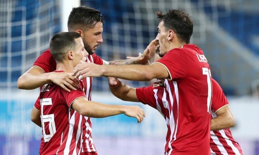 Λουκέρνη-Ολυμπιακός 1-3: Τα γκολ του αγώνα (video)