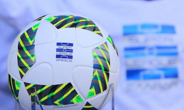 Super League: Το ακριβές πρόγραμμα των δυο πρώτων αγωνιστικών