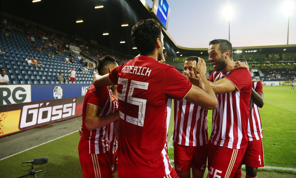Europa League: Ανακοινώθηκαν οι ώρες διεξαγωγής των αγώνων του Ολυμπιακού με Μπέρνλι